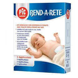 BENDA A RETE TUBOLARE PIC CALIBRO 5 TESTA/COSCIA 3M