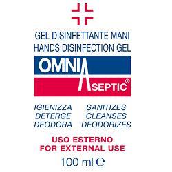 OMNIASEPTIC GEL A/BATTER 100ML