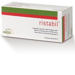 RISTABIL 10 FLACONCINI 10 ML