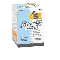 GSE ALITORELLE 1 INTEGRATORE ALIMENTARE GUSTO FRESCO 60 COMP RESSE 27G*