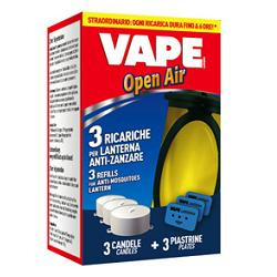 VAPE OPEN LANTERNA REFILL OPEN AIR