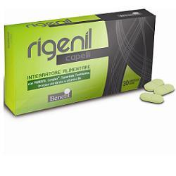 RIGENIL CAPELLI 30 COMPRESSE