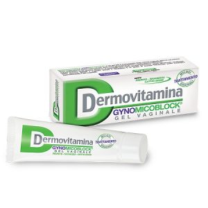 DERMOVITAMINA ELLE GYNOMICOBLOCK 1 PEZZO + 6 APPLICATORI MON OUSO
