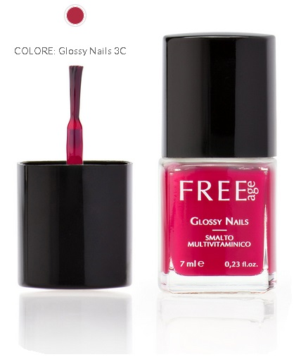 SMALTO FREE AGE GLOSSY NAILS 3C 7 ML