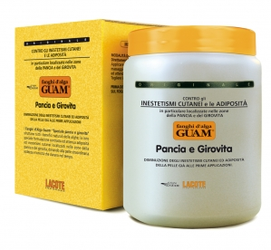 GUAM FANGHI D&apos,ALGA PANCIA E GIROVITA 500 G