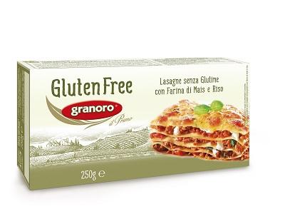 GLUTEN FREE GRANORO LASAGNE 250 G
