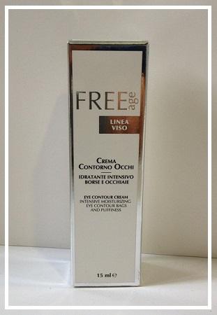 FREE AGE CONTORNO OCCHI 15ML