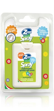 Z CARE NATURAL POCKET SPRAY 20 ML