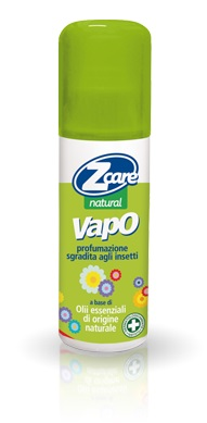 Z CARE NATURAL VAPO 100 ML