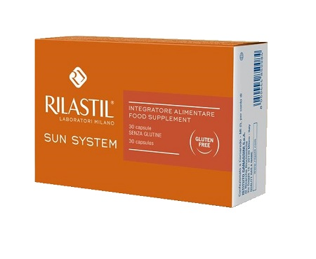 RILASTIL SUN SYSTEM PHOTO PROTECTION THERAPY 30 COMPRESSE