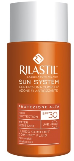 RILASTIL SUN SYSTEM PHOTO PROTECTION THERAPY SPF30 COMFORT F LUIDO 50 ML