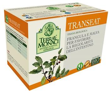 TERRAE MONACI TRANSEAT TISANA BIO 20 FILTRI DA 1,5 G