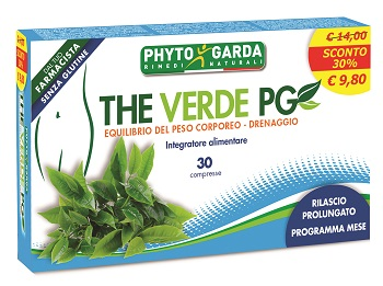 THE VERDE PG 30 COMPRESSE
