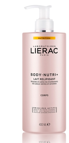 LIERAC BODY NUTRI+ LAIT RELIPID 400 ML