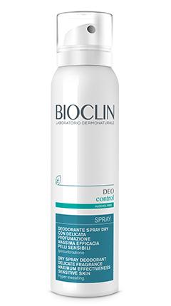 BIOCLIN DEO CONTROL SPRAY DRY CON PROFUMO