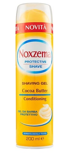 NOXZEMA GEL BARBA COCOA 200 ML