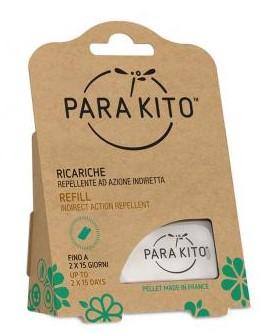 PARAKITO EFAS PIASTRINE X2 PLUS