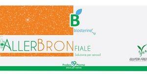 ALLERBRON BIOSTERINE 10 FIALE DA 5 ML