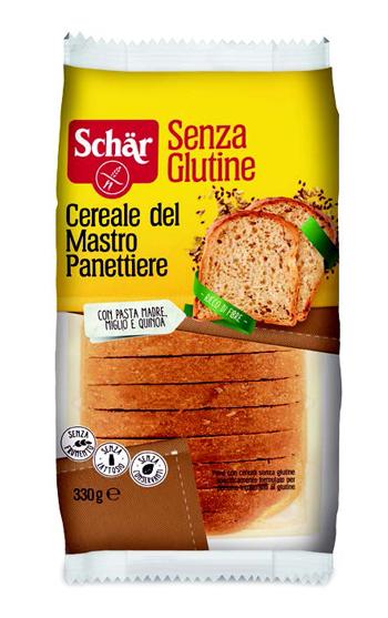 SCHAR CEREALE DEL MASTRO PANETTIERE 330 G
