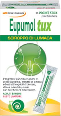 EUPUMOL TUX SCIROPPO DI LUMACA 14 POCKET STICK