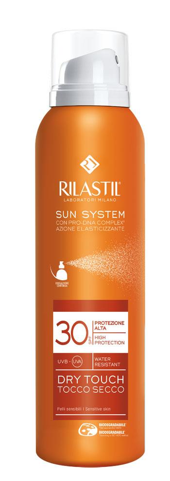 RILASTIL SUN SYSTEM DRY TOUCH SPF 30 200 ML