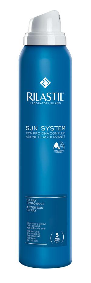 RILASTIL SUN SYSTEM PRAY DOPOSOLE RINFORZANTE 200 ML