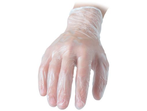guanti vinile