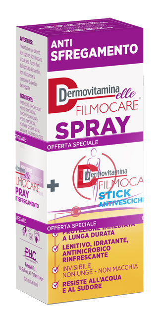 DERMOVITAMINA FILMOCARE SPRAY ANTISFREGAMENTO 30 ML