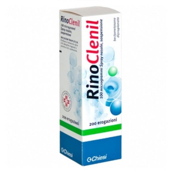 RINOCLENIL*200 dosi spray nasale