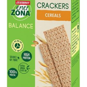 ENERZONA CRACKERS CEREALS