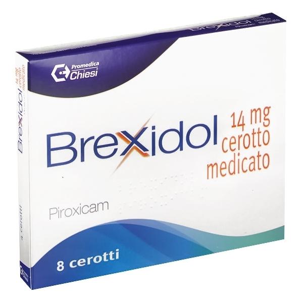 BREXIDOL*8 cerotti