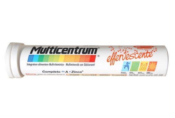MULTICENTRUM ADULTI EFFERVESCENTE 20 COMPRESSE