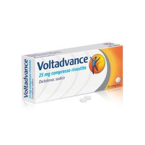 VOLTADVANCE 10 cpr